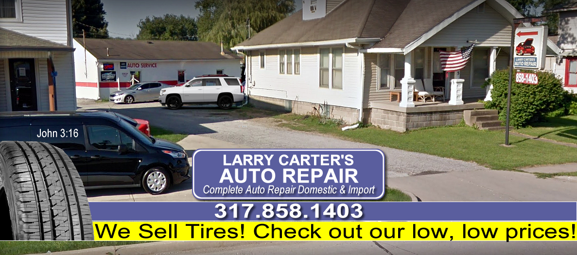 Carter'S Auto Repair >> Larry Carter S Auto Repair Brownsburg Indiana
